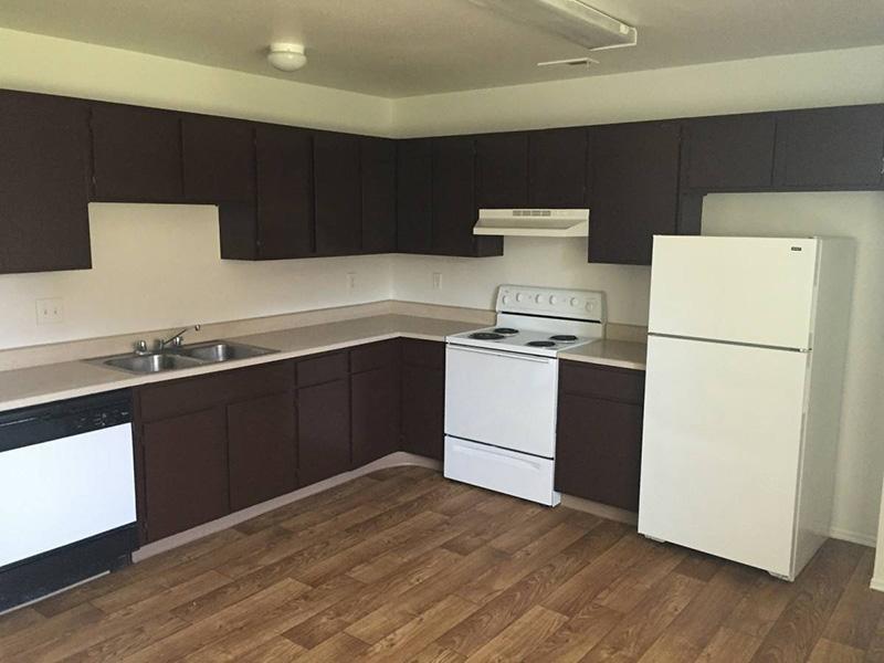 Kitchen | Mulberry Park Apartments in Taylorsville, UT