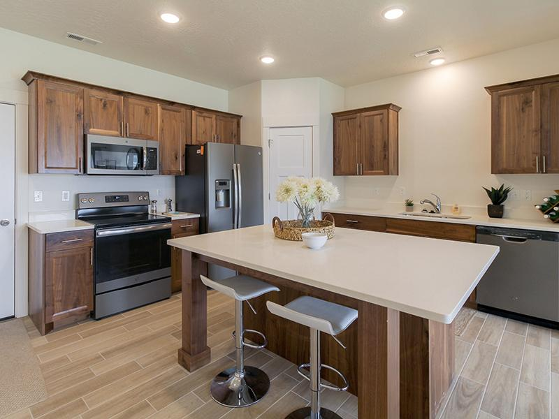 Kitchen | Smithfield Station Townhomes