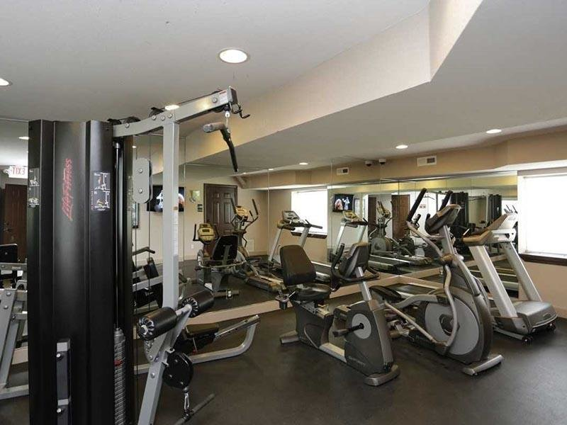 Fitness Center - Healthy Lifestyle - Health