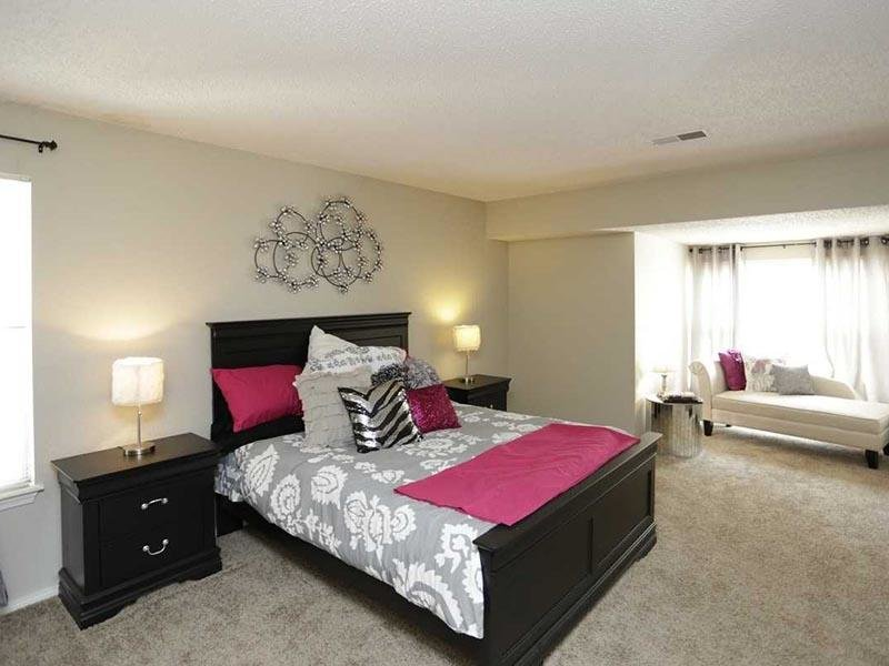 Master Bedroom - Luxury Living - Kansas City