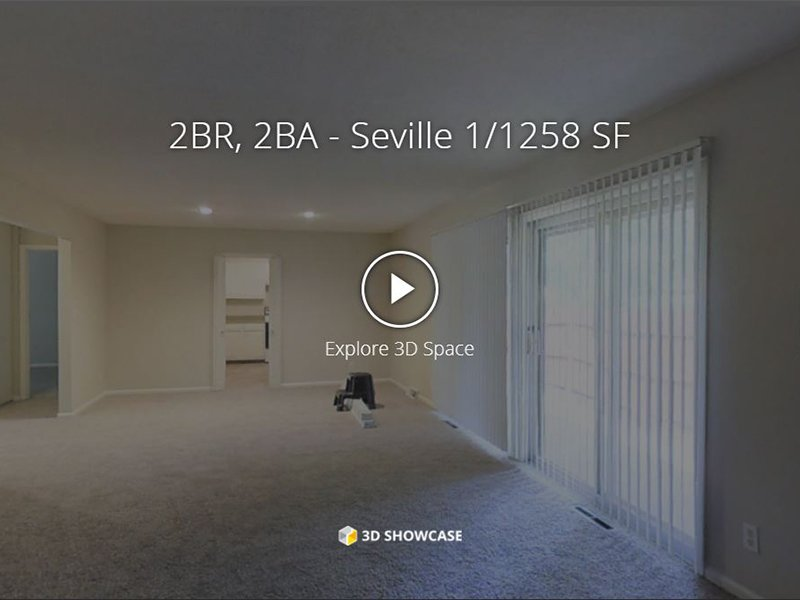 3D Virtual Tour of Three Fountains Apartments