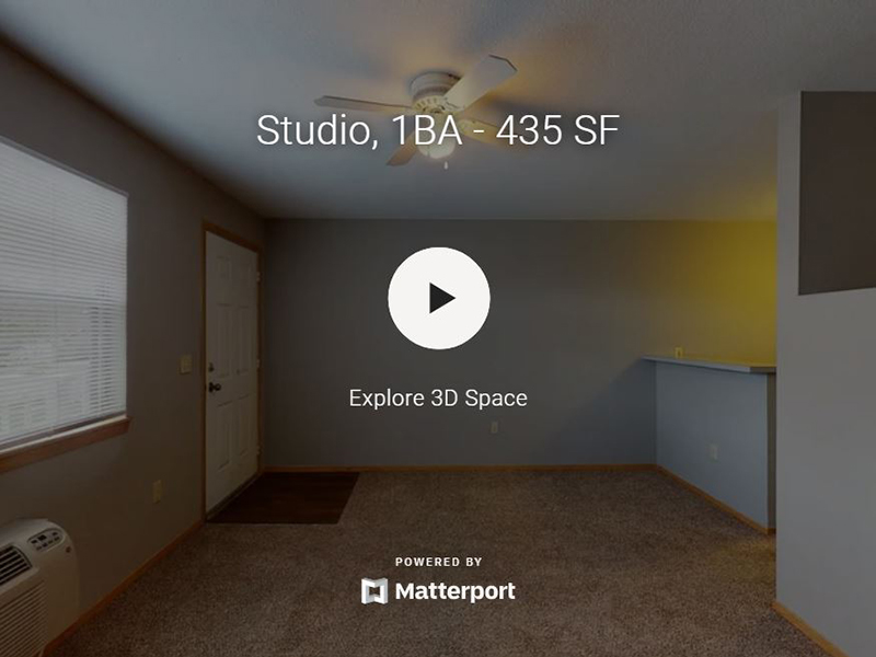 3D Virtual Tour of Eagle Ridge Apartments