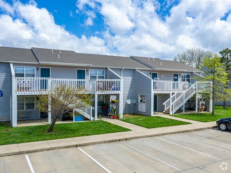 Exterior | Eagle Ridge Apartments
