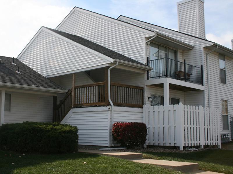 Exterior   Pinegate Apartments