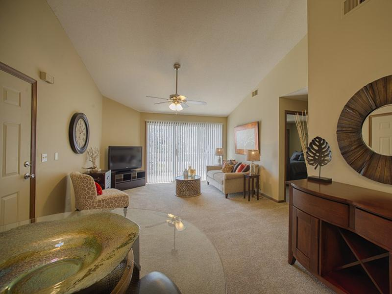 Entry | Pinegate Apartments in Merriam, KS