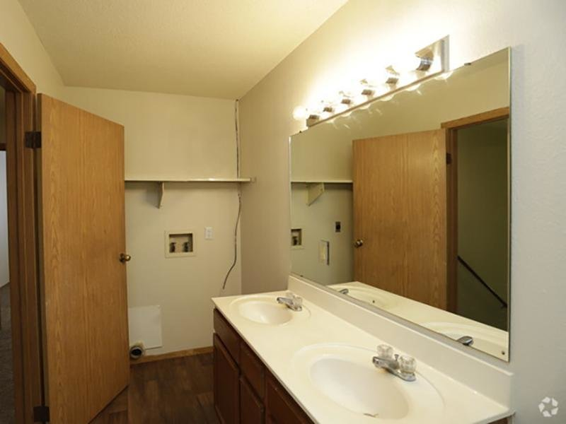 Bathroom   Country Club on 6th Apartments