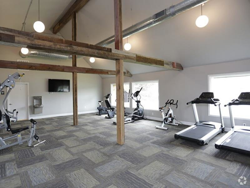Fitness Center | Country Club on 6th Apartments