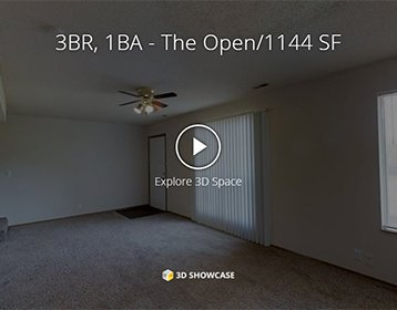 3D Virtual Tour of Country Club on 6th Apartments
