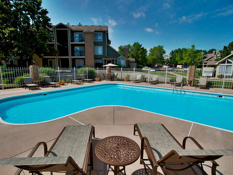 The Lodge Apartments in Blue Springs, MO