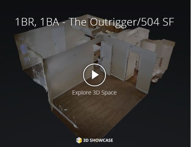 3D Virtual Tour of Fountainhead Apartments