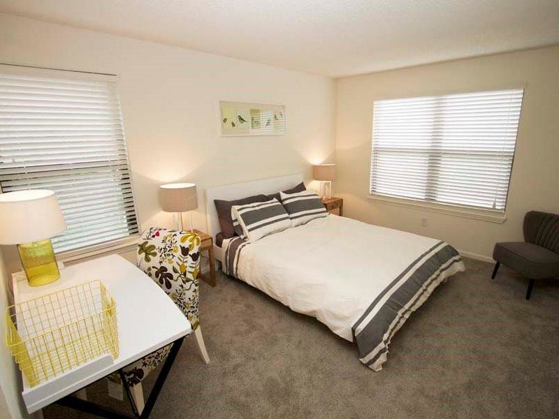 Bedroom - The Haven - Kansas City, Missouri