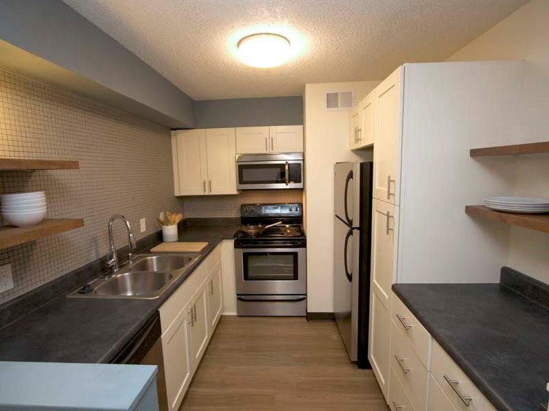 Fully Equipped Kitchen - The Haven - Kansas, MO