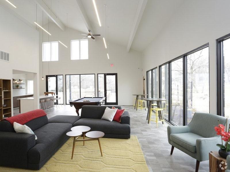 Club House Interior - The Haven - Kansas City, MO