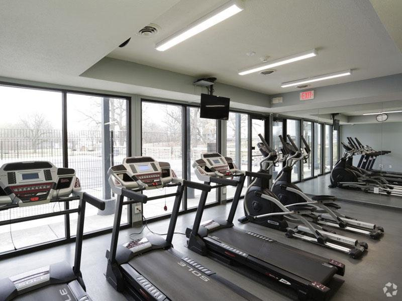 Fitness Center - Healthy Lifestyle - Kansas City