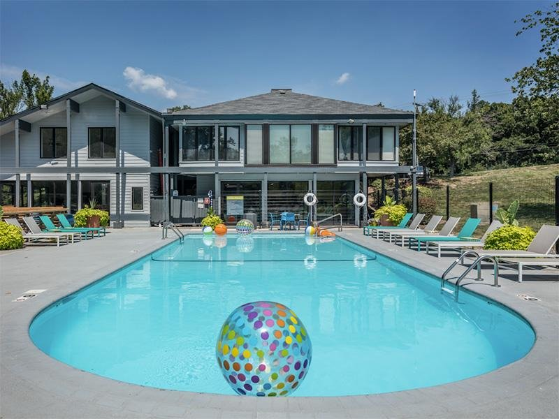 Pool - Apartments in Kansas City with a Pool