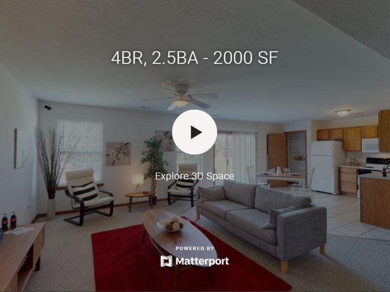 3D Virtual Tour of Cross Creek Villas Apartments