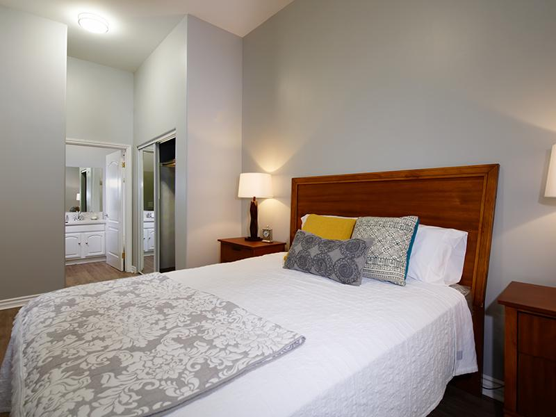 Spacious Bedroom | Hollywood View Towers