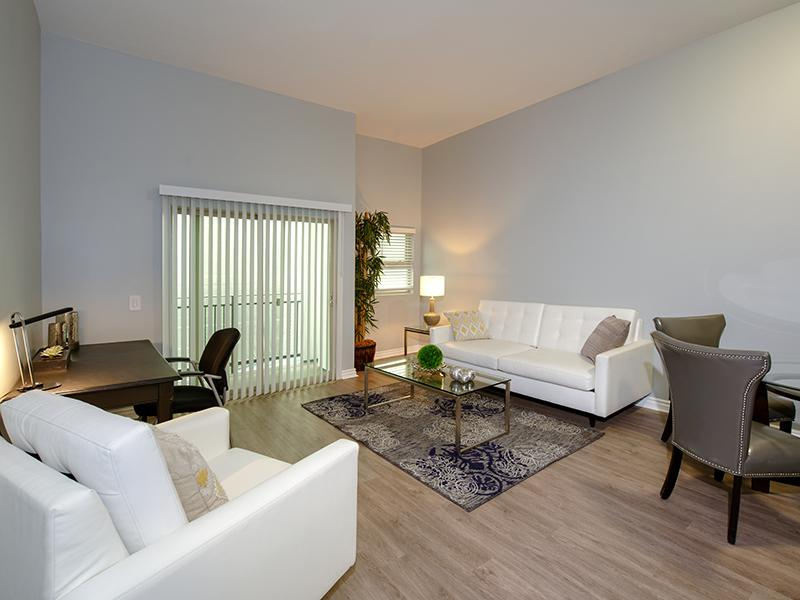 Front Room | Hollywood View Towers