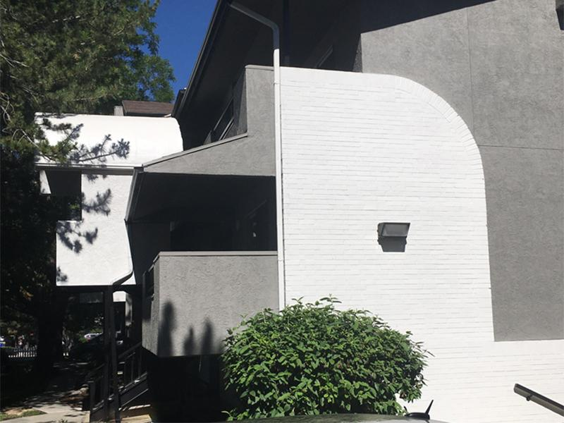 Building Exterior   Eastbrook Apartments in Salt Lake City, UT