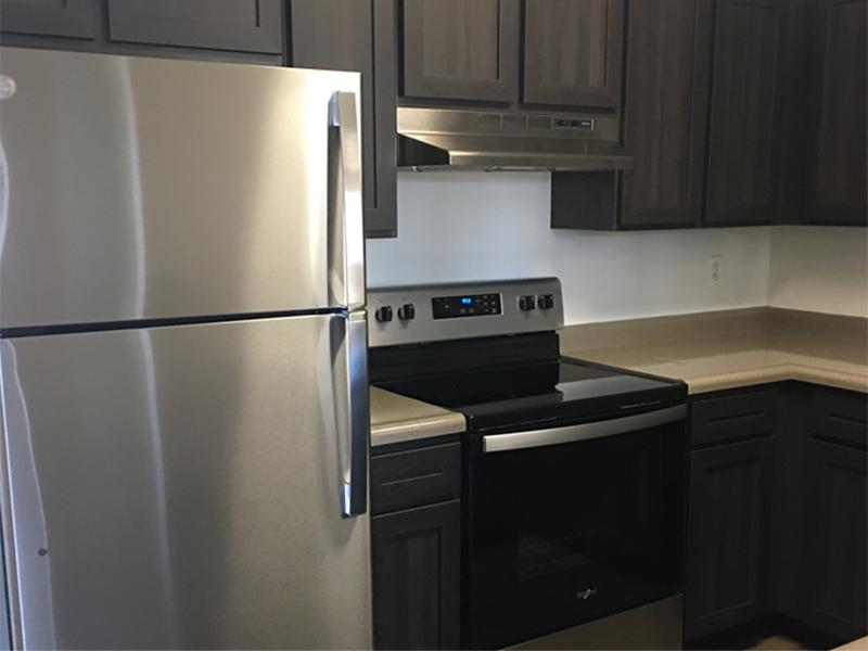 Kitchen   Eastbrook Apartments in Salt Lake City, UT