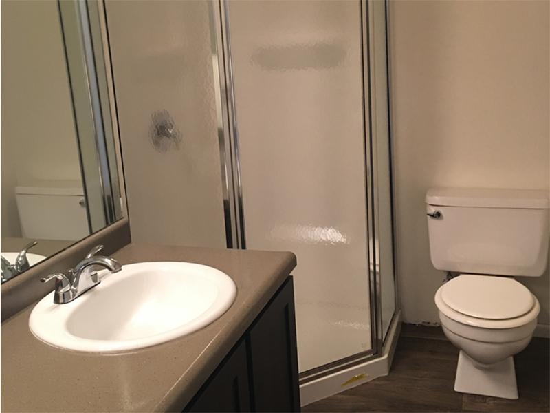 Beautiful Bathroom   Eastbrook Apartments in Salt Lake City, UT