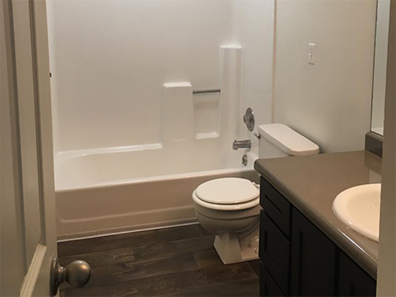 Bathroom   Eastbrook Apartments in Salt Lake City, UT