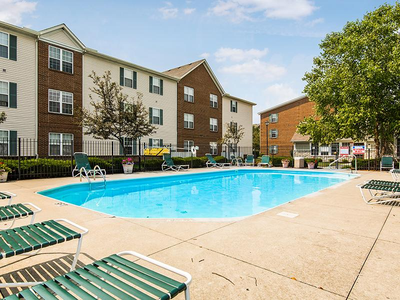 23 photos of enclave at albany park apartments in - Highland park swimming pool westerville oh ...