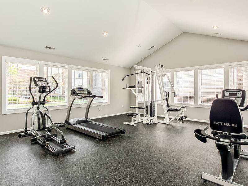 Gym | Enclave at Albany Park