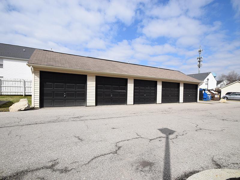 Garage | Enclave at Albany Park