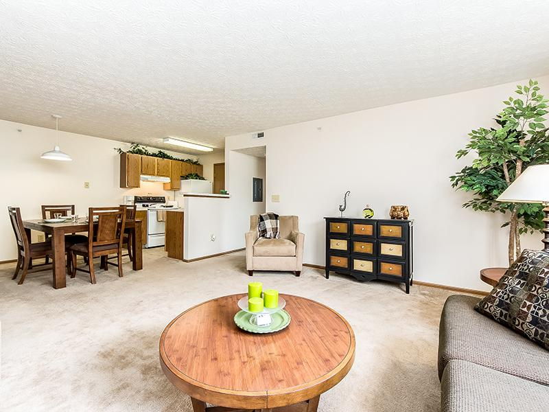 Front Room  | Enclave at Albany Park