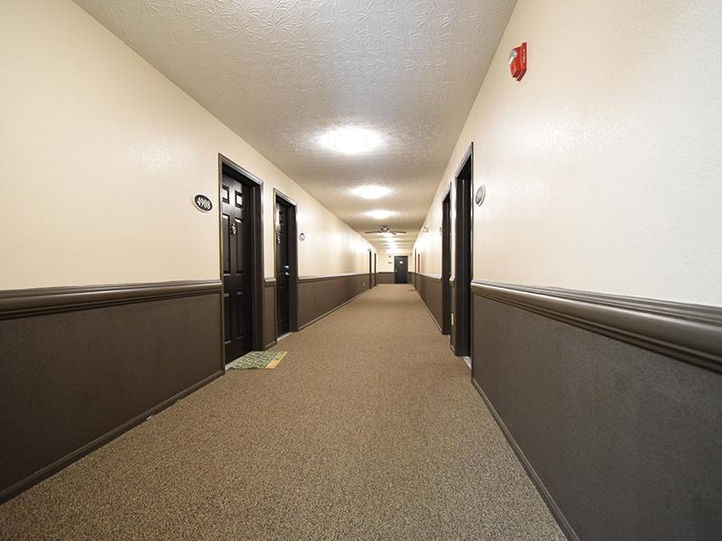 Hallway | Enclave at Albany Park