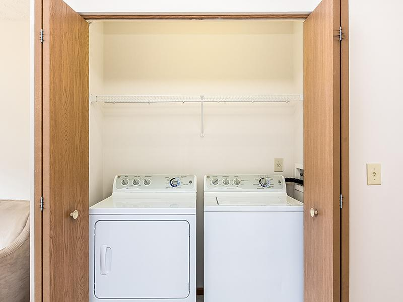 Washer & Dryer | Enclave at Albany Park
