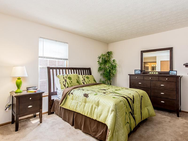 Bedroom | Enclave at Albany Park
