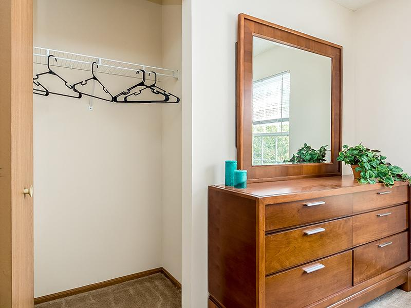 Closet Space | Enclave at Albany Park