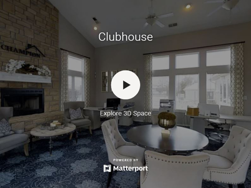 3D Virtual Tour of SawMill Crossing Apartments