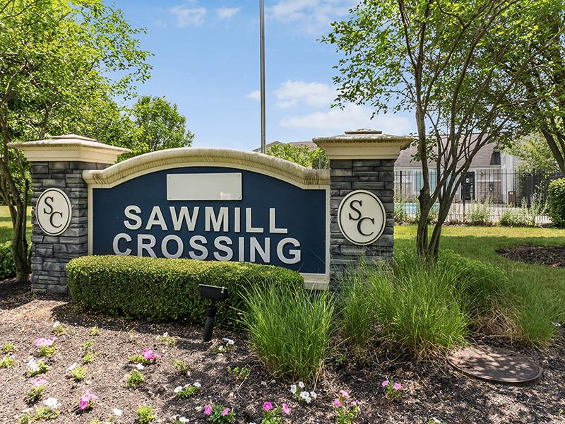 Sign | Sawmill Crossing