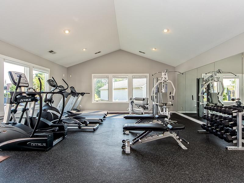 Fitness Center | Sawmill Crossing