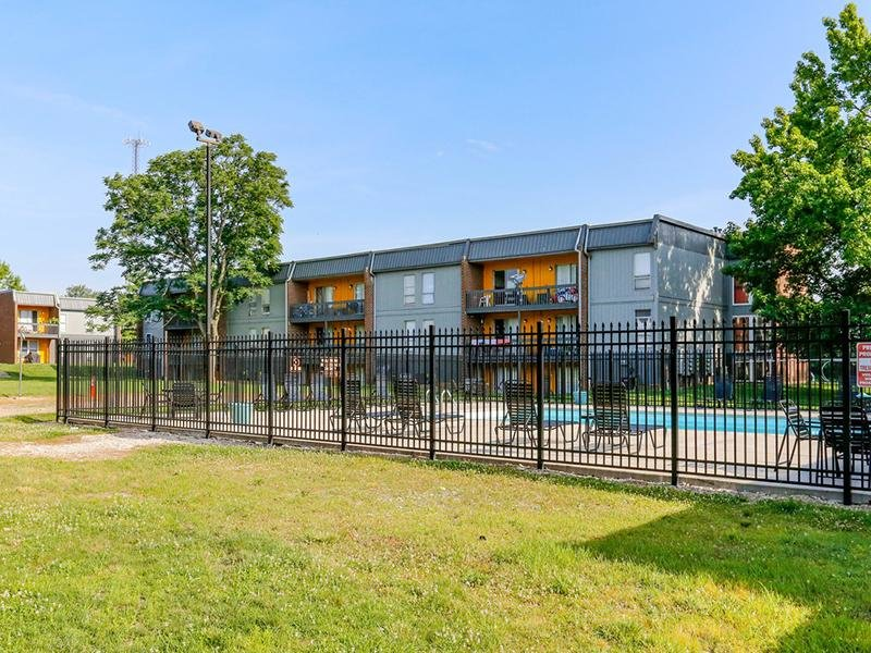 Swimming Pool | 1100 Apartments
