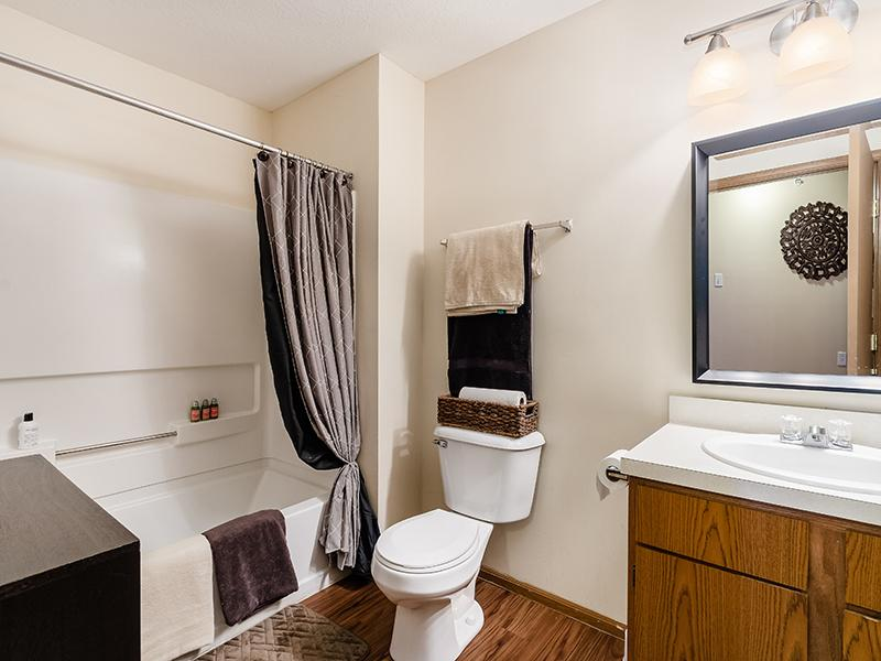 Bathroom | The Residences at Sawmill Park