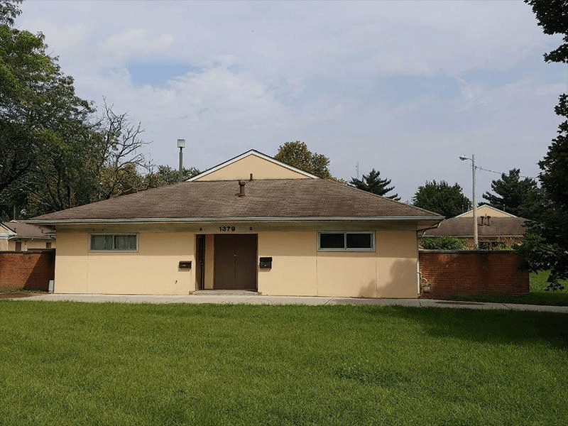 Building Exterior | Marion Square