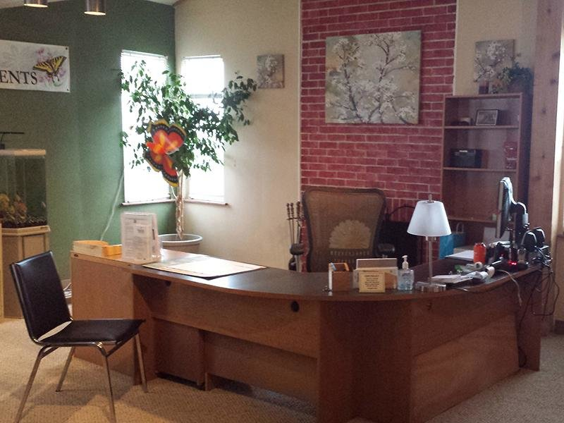 Leasing Office | Sharon Green Townhomes