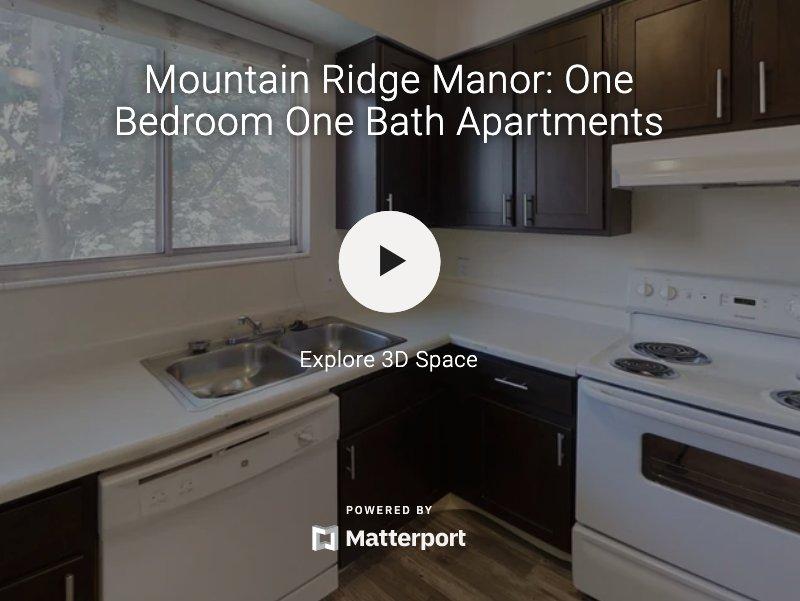 3D Virtual Tour of Mountain Ridge Manor Apartments