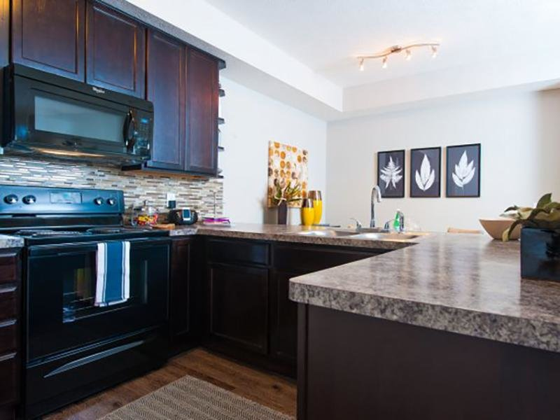 Kitchen | Wesbury Park Apartments