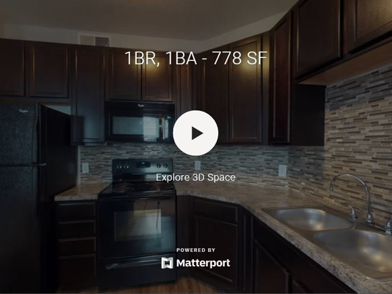 3D Virtual Tour of Wesbury Park Apartments