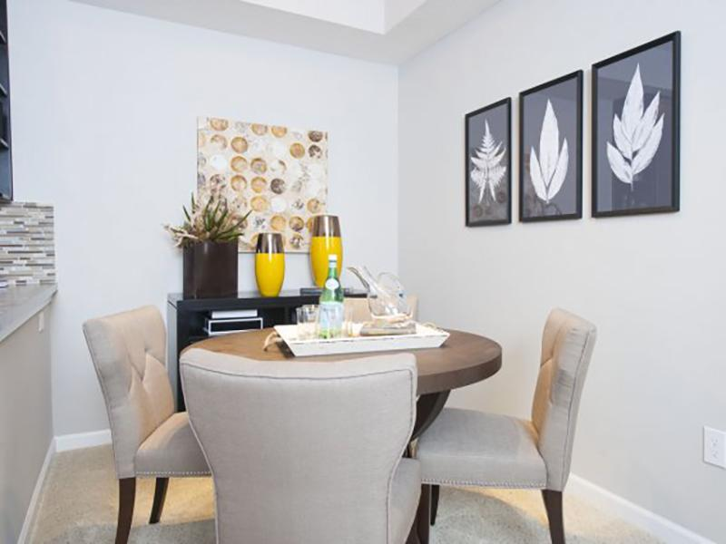 Dining Room | Wesbury Park Apartments