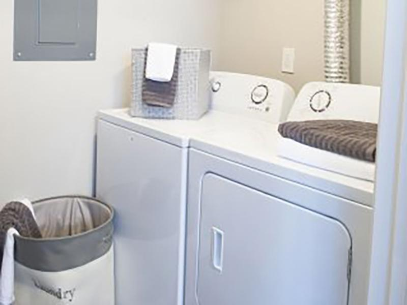 Laundry | Wesbury Park Apartments
