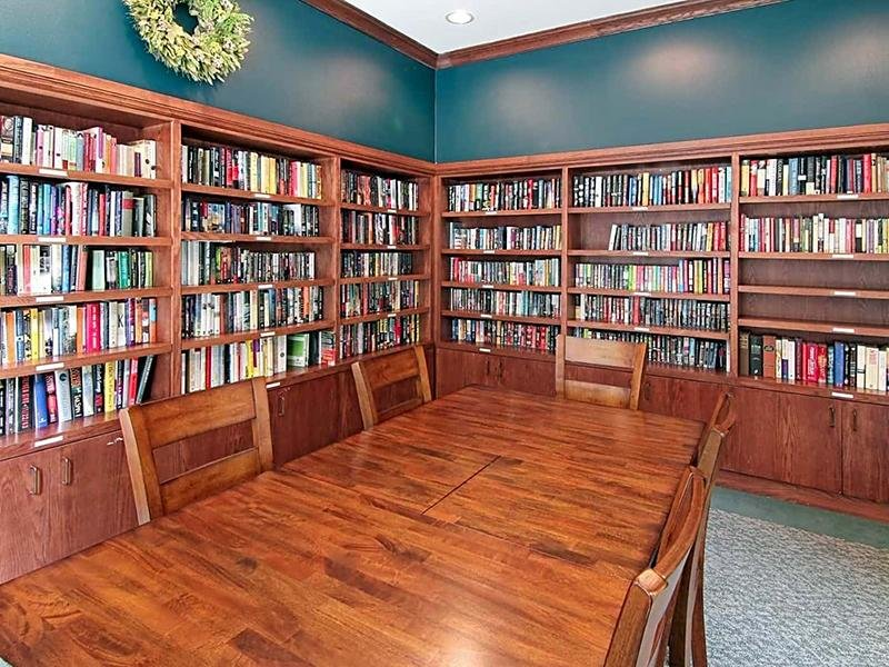 Library | Maple Pointe