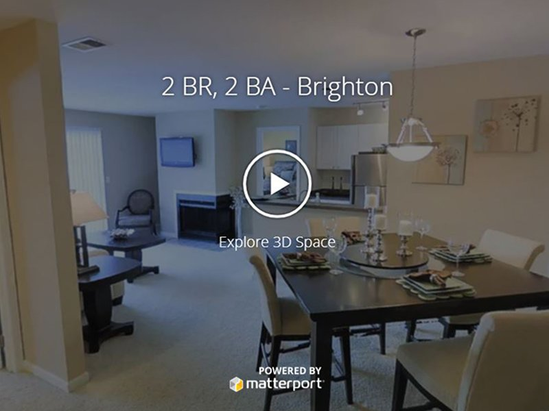 3D Virtual Tour of Camden at Bloomingdale Apartments