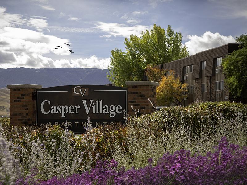 Sign | Casper Village