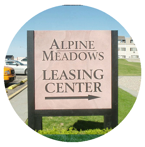 Casper Apartment Amenities at Alpine Meadows